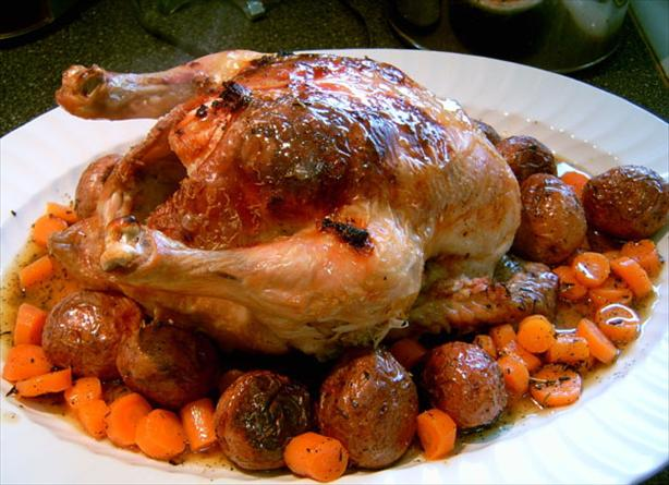 Fantastic Roasted Chicken