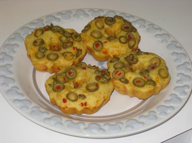 Olive Cornbread