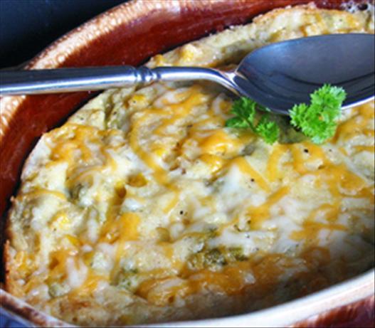 Southwestern Corn Pudding