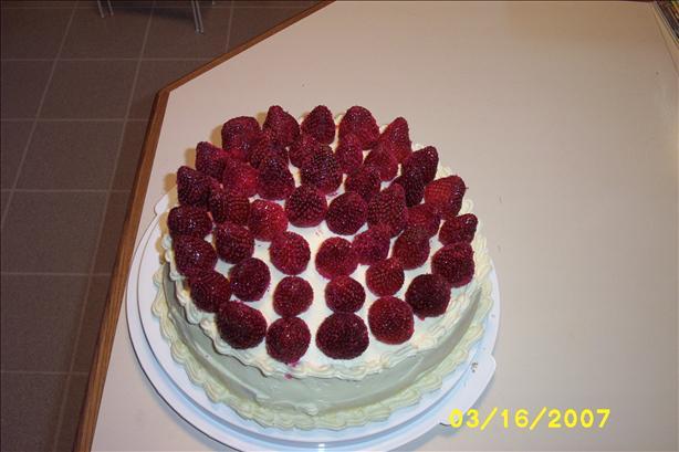 Cassada-Like Cake