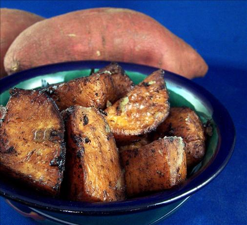 Balsamic Roasted Yams