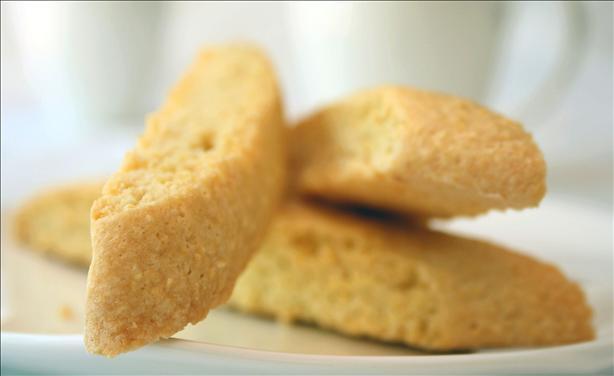 Polenta Biscotti