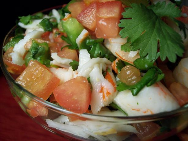 Best Ever Ceviche!!!