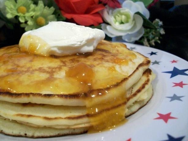 Eleanore Merryman's Pancakes