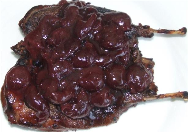 BBQ Muttonbird / Shearwater / Titi With Cherry Sauce
