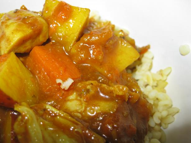 Japanese Curry (Wafuu)