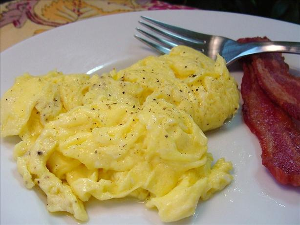 Proper Scrambled Eggs