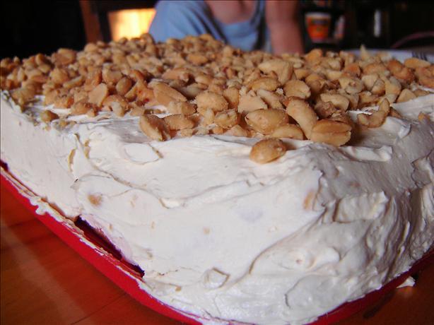 Blarney Stone Cake With Frosting!