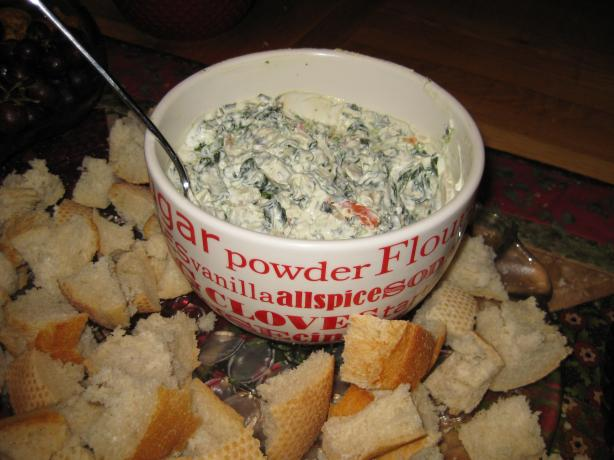 Rogene's Knorr Spinach Dip
