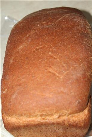 Basic 100% Whole Wheat Bread