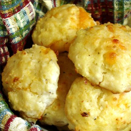 Red Lobster - Cheddar Bay Biscuits
