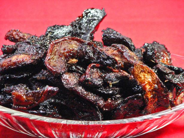 Balsamic Glazed Fruit (Michael Chiarello)