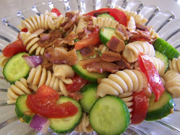 Kelsi's Cucumber Salad