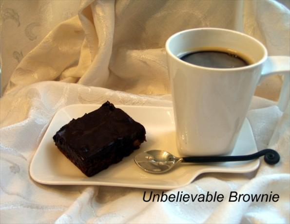 The Unbelievable Brownie