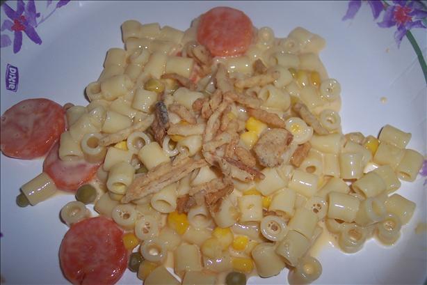 Easy Cheesy Pasta Pot