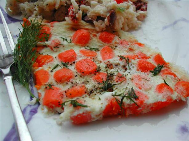 Carrot Timbale