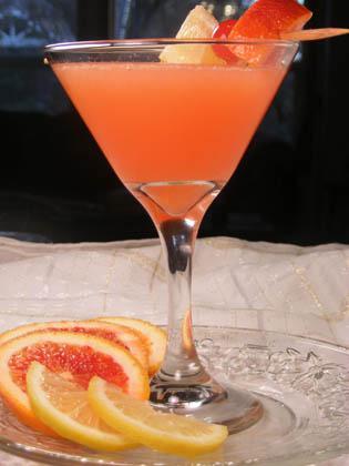 Storming Pink Bourbon
