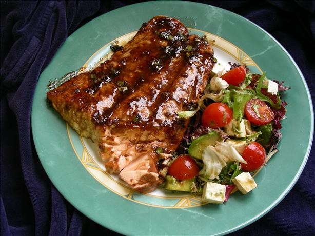 Greatest Grilled Salmon Recipe Ever!