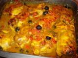 Best Chicken Tagine