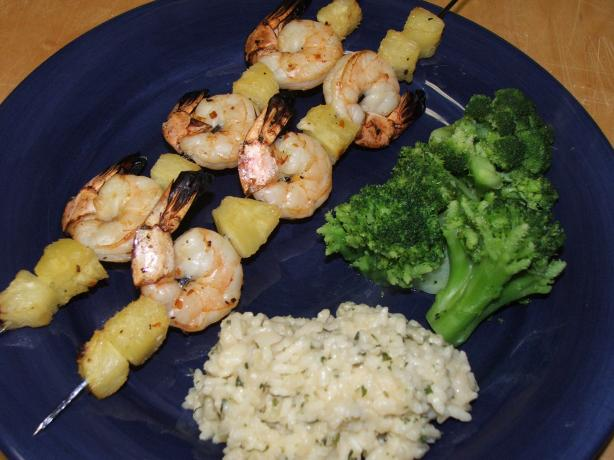 Awesome Grilled Shrimp