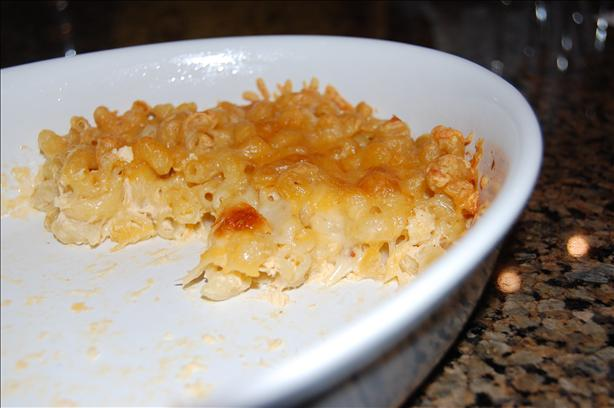 Paula Deen's Mac and Cheese