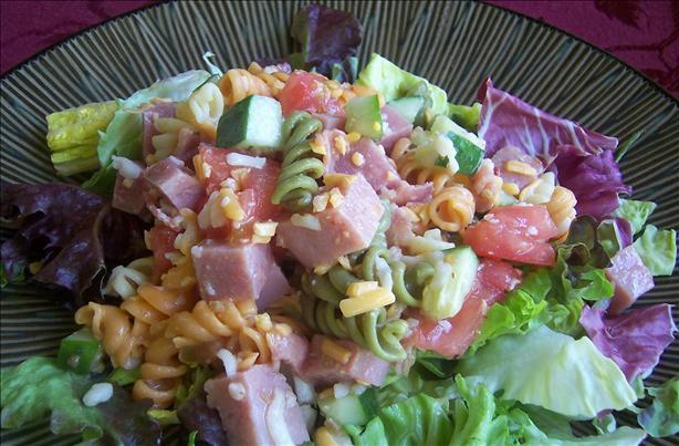 Chopped Salad Italiano
