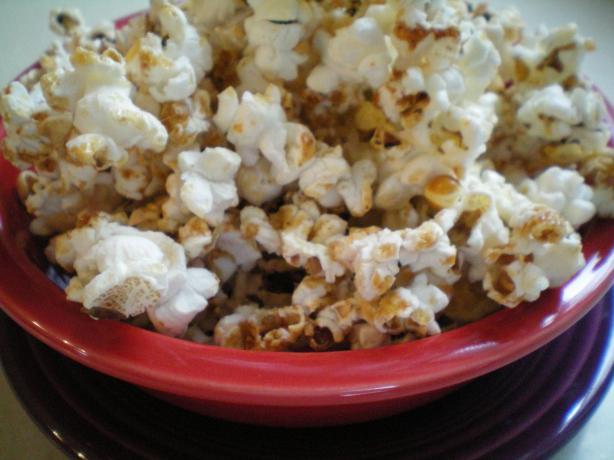 Maple-Chile Popcorn (Light)