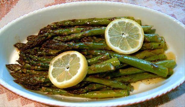 Lemon Lover's Asparagus