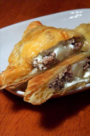 Sweet and Spicy Empanadas
