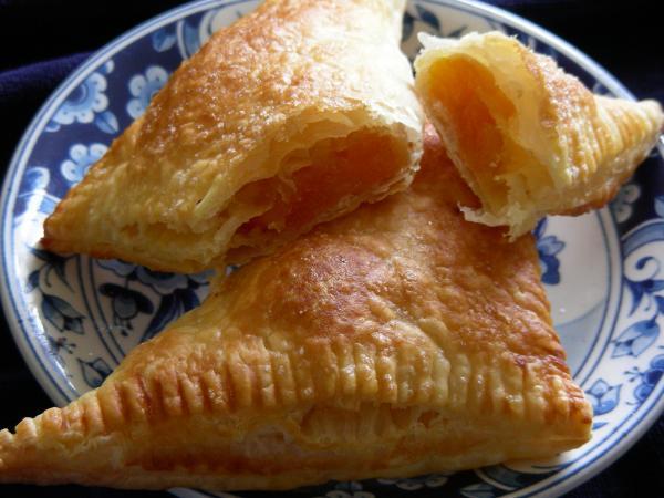Mini Apricot Pies
