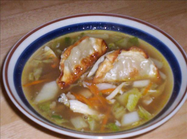Beijing Chicken and Dumplings