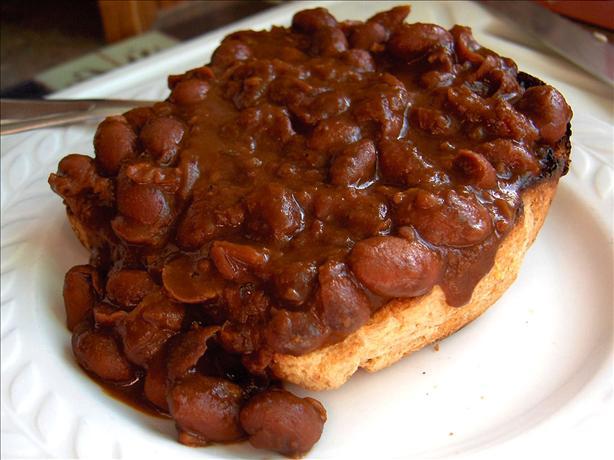 Tomato Baked Beans