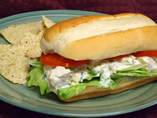 Pickliscious Chicken Salad
