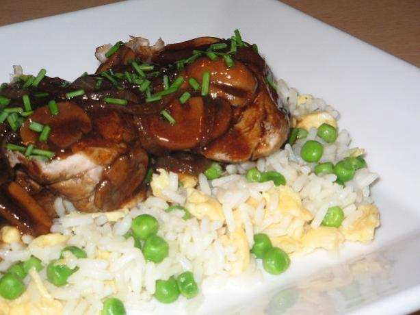 Pork Tenderloin With Gravy