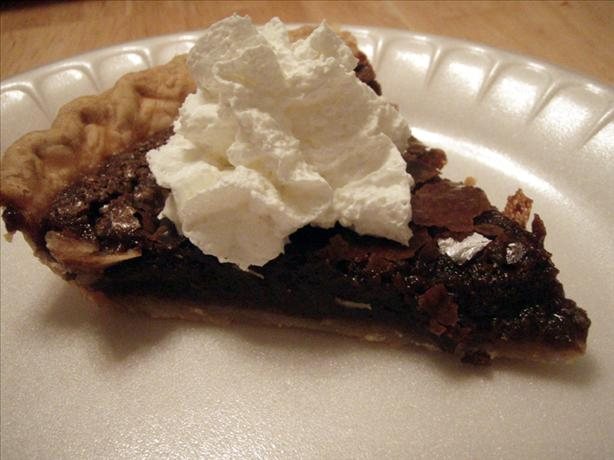 Old Fashion Fudge Pie