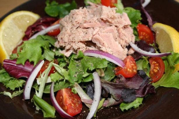 My Accordin Tuna Salad