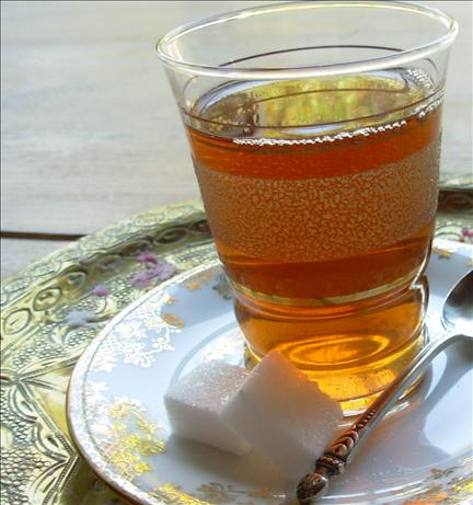 Straits Ginger Tea