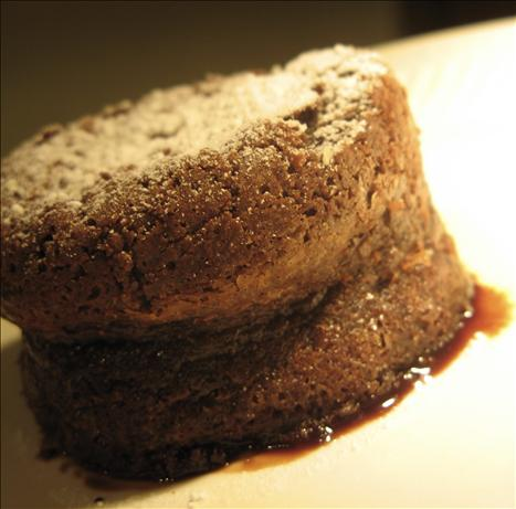 Roy's Famous Chocolate Souffle