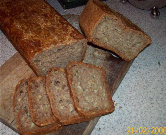 3 Minute Whole Wheat Bread