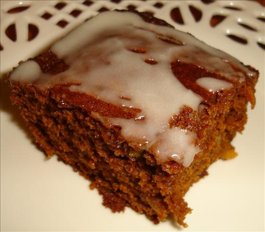 Marmalade Gingerbread