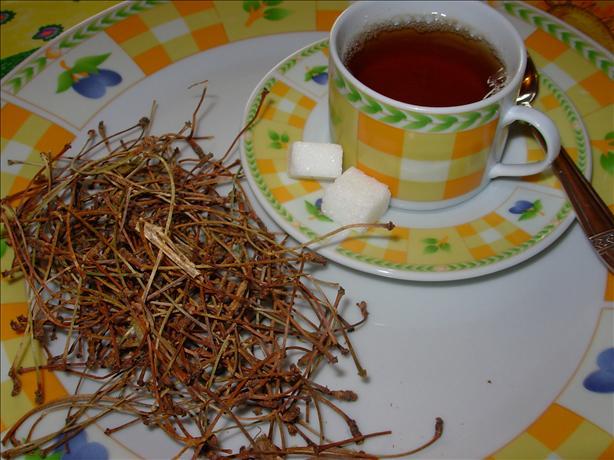 French Cherry Stalk/Stem Herbal Tea - Tisane - Infusion