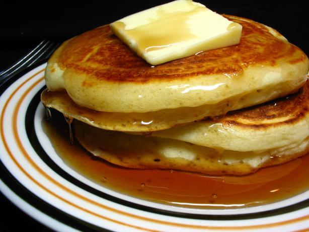 Bryan's Buttermilk Pancakes