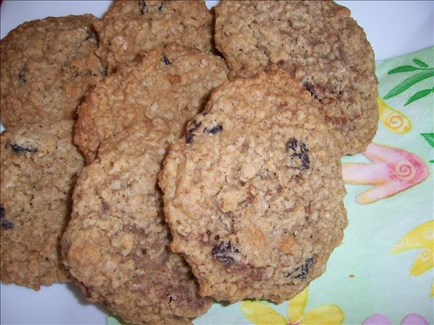 Mary's Oatmeal Cookies