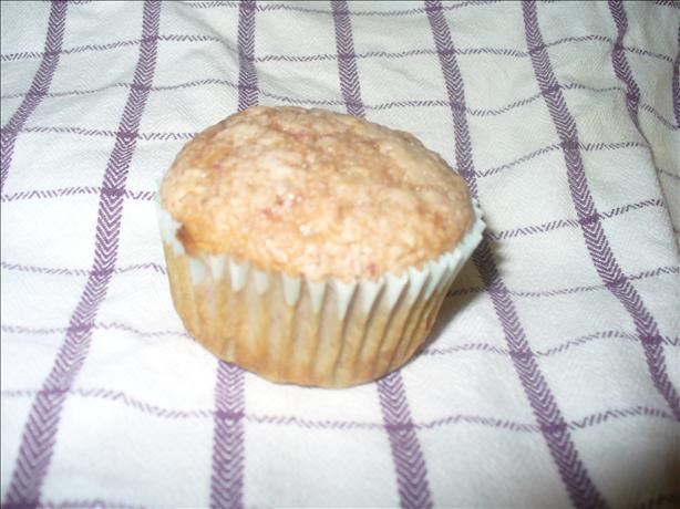 Ww Strawberry-Orange Muffins 4pts