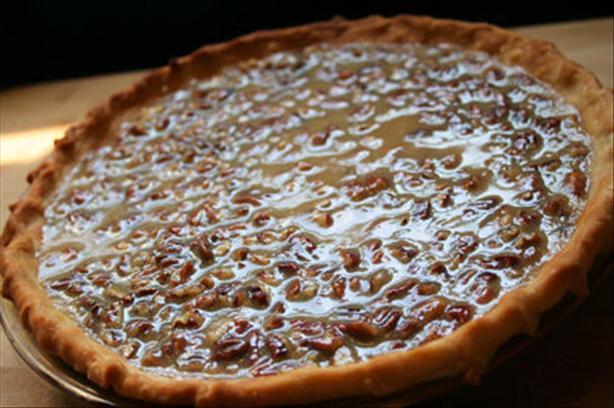 Millionaire's Pecan Pie