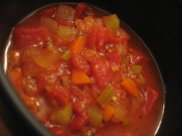 Real Yummy Tomato Soup
