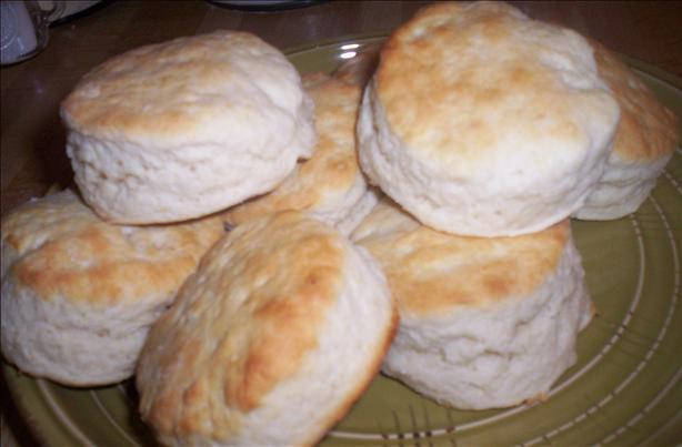 Best-Ever Buttermilk Biscuits