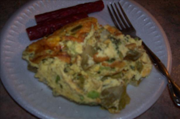 Figure Friendly Omelet for 2
