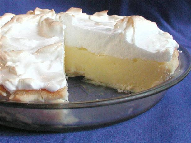 Mimi's Lemon Meringue Pie
