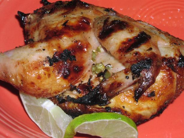 Tequila and Lime Game Hens (Or Chicken)